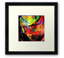 Graffiti !!! Framed Print
