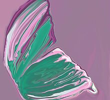Butterfly Wing by MSArt