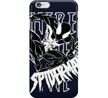 Here Comes The Spider-Man iPhone Case/Skin