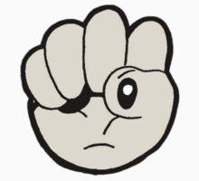 Stone-Head Sticker by hotcheeto89
