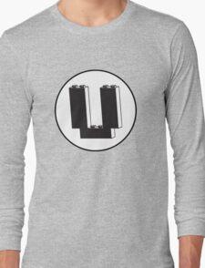 THE LETTER U Long Sleeve T-Shirt