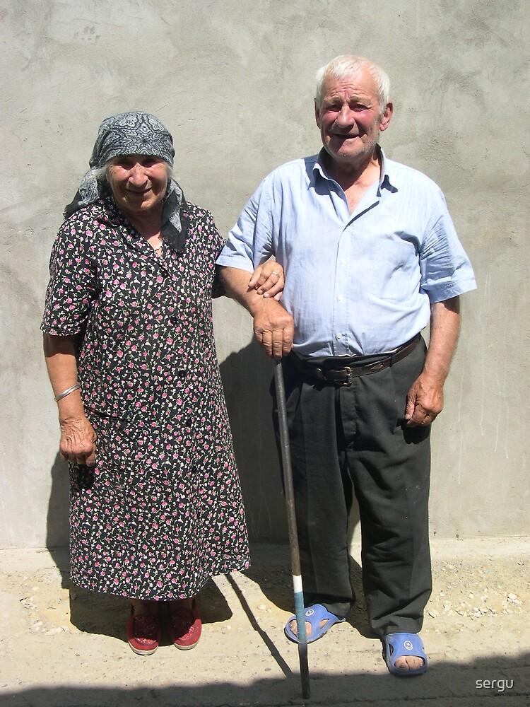 aquilina y pavel by sergu