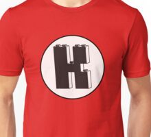 THE LETTER K Unisex T-Shirt