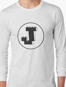 THE LETTER J  Long Sleeve T-Shirt