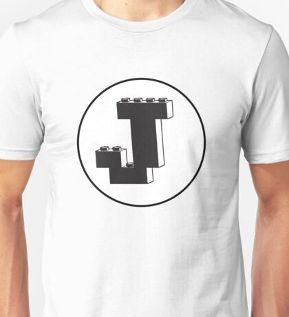 THE LETTER J  Unisex T-Shirt