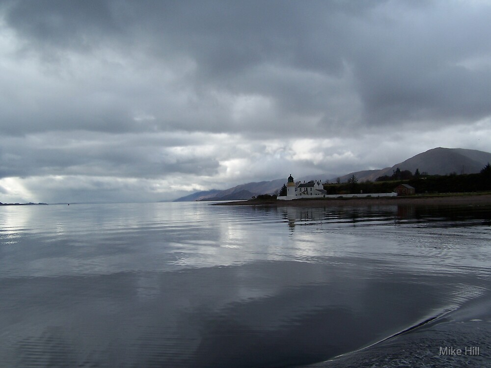 Corran Ferry by Mike Hill