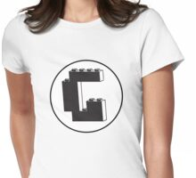 THE LETTER G Womens Fitted T-Shirt