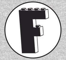 THE LETTER F Kids Clothes