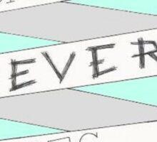 MINT tomorrow never dies Sticker