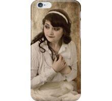 Ruskin's Muse iPhone Case/Skin