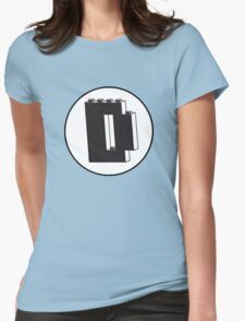 THE LETTER Womens Fitted T-Shirt