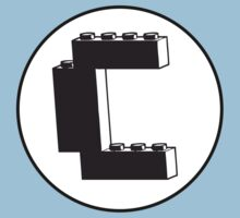 THE LETTER C Kids Tee