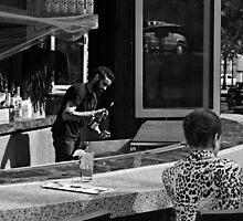 The Bartender by Scott Mitchell