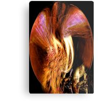 Inner Mind ear - Vincent Metal Print