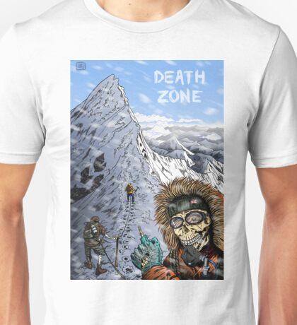 Death Zone  Unisex T-Shirt