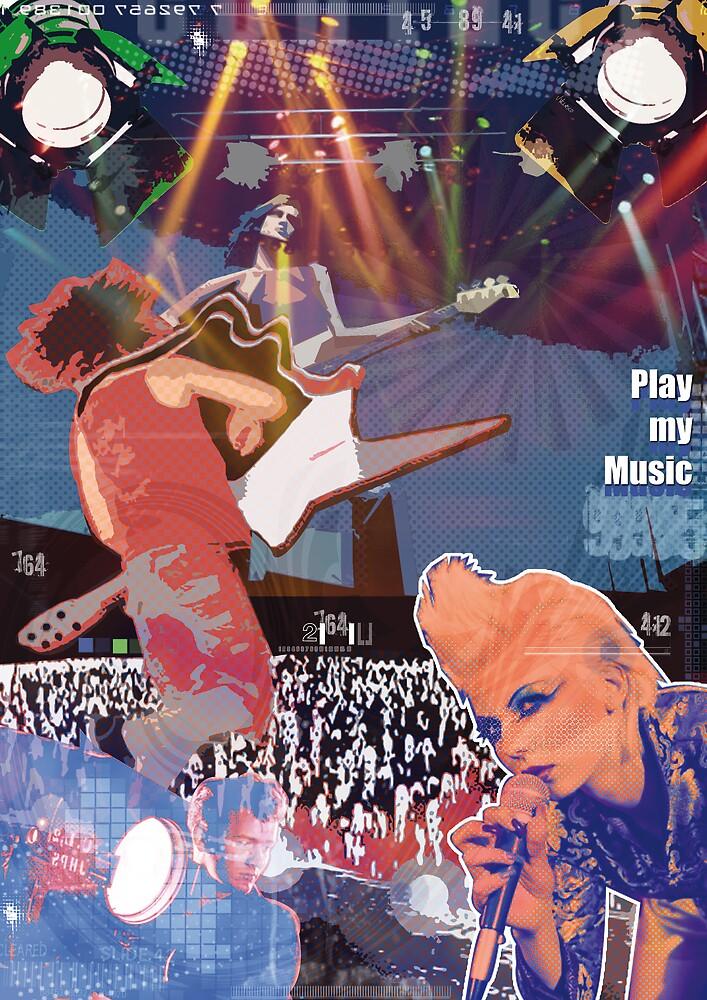 PLAY MY MUSIC by J Velasco