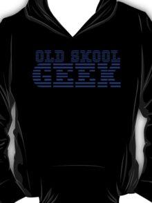 OLD SKOOL ibm GEEK T-Shirt
