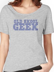 OLD SKOOL ibm GEEK Women's Relaxed Fit T-Shirt