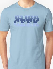 OLD SKOOL ibm GEEK T-Shirt