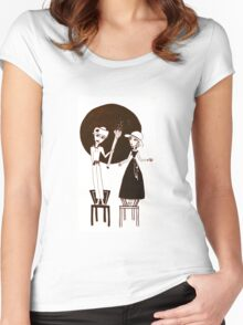 Little Magic Women's Fitted Scoop T-Shirt