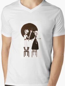 Little Magic Mens V-Neck T-Shirt
