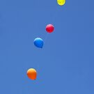 Balloons by Ian  James