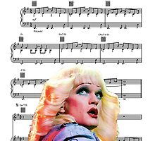 Wicked Little Town - Hedwig by maddy b