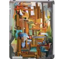 Collage Construct No. 1 iPad Case/Skin