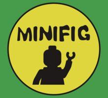 MINIFIG  Kids Tee