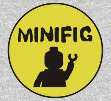 MINIFIG  One Piece - Long Sleeve