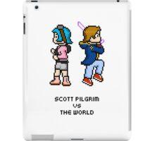 Scott And Ramona — Pixels iPad Case/Skin