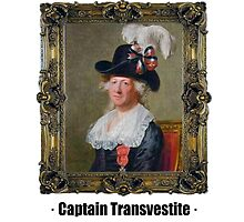 Captain Transvestite by ayay