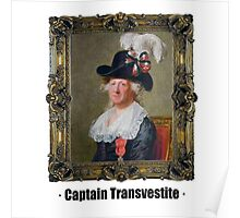 Captain Transvestite Poster
