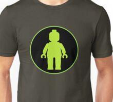 MINIFIG GREEN Unisex T-Shirt
