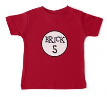 BRICK 5  Baby Tee