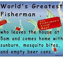 Greatest Fisherman by igelart77
