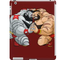 Mirror match iPad Case/Skin
