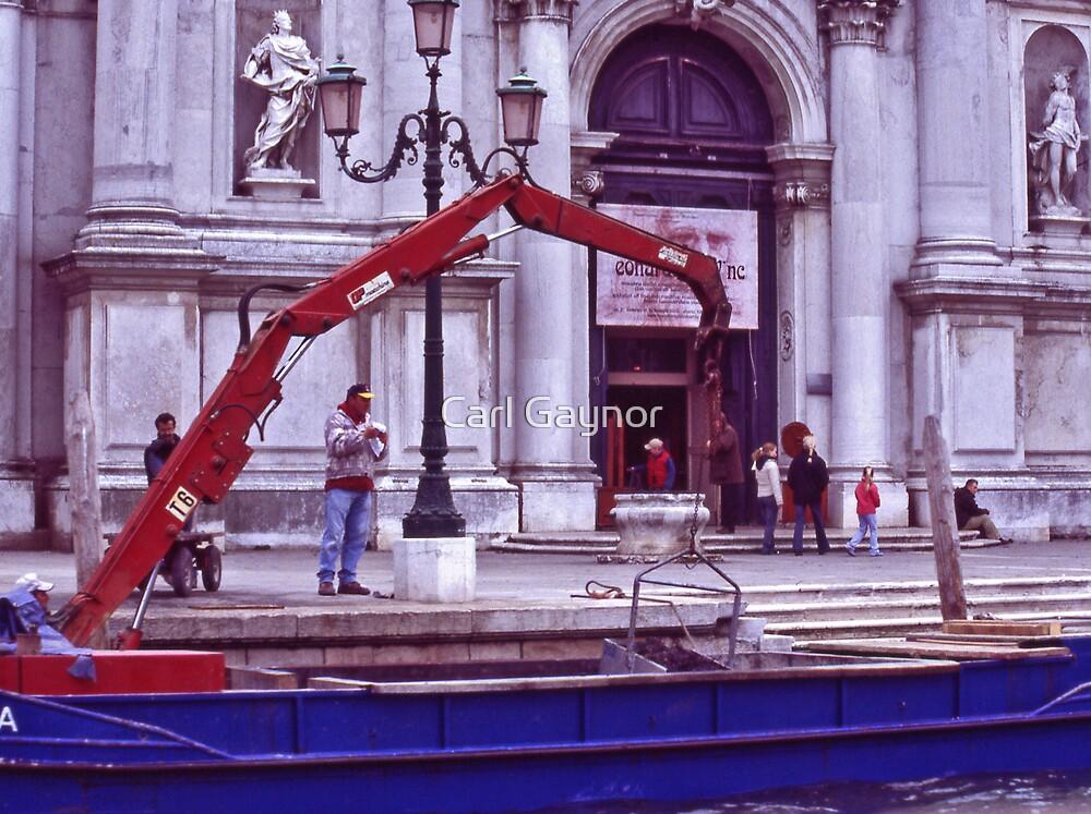Heavy Duty  - Venice  by Carl Gaynor