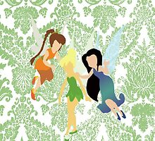 Fairies by ChandlerLasch