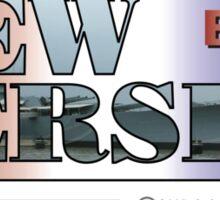 New Jersey - BB62 Sticker