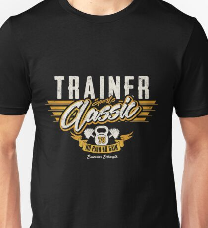 Personal Trainer T-Shirt Unisex T-Shirt