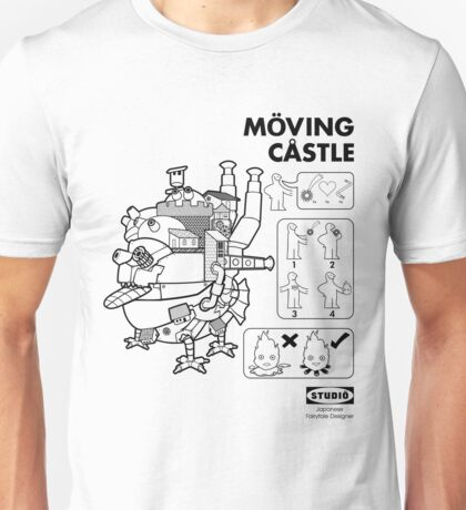 Möving Castle Unisex T-Shirt