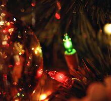 Christmas Ornament by Kimberly Sharpe
