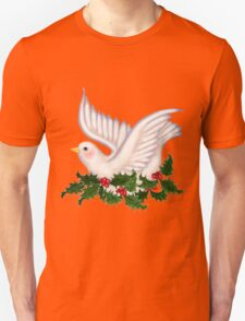 Dove and Holly Unisex T-Shirt