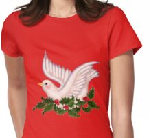 Dove and Holly Womens Fitted T-Shirt