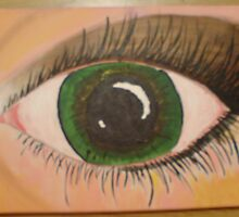eye eye by kristie-jade knowles