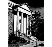 Post Office McMinnville Tennessee Photographic Print