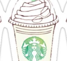 Starbucks is Bae  Sticker