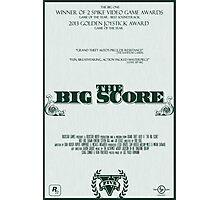 The Big Score - GTA V Photographic Print