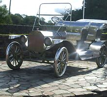 A TRIBUTE  TO HENRY FORD  by TIMKIELY